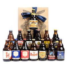 Dárkový pivní set belgických piv