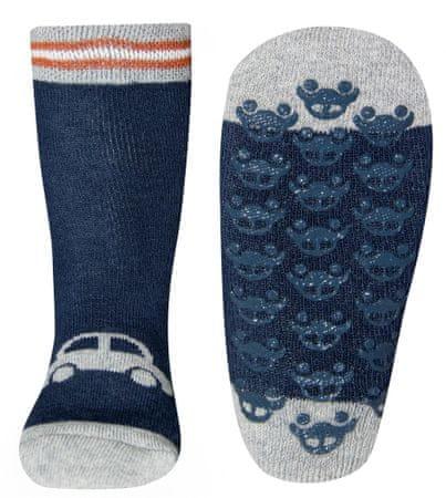 EWERS komplet fantovskih nogavic, nezdrsne, 16 - 17, temno modre