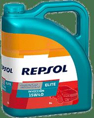 Repsol REPSOL 15W40 ELITE INYECCION 5L RP139Y55