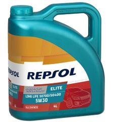 Repsol REPSOL 5W30 ELITE LL 504/507 4L RP135U54