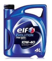 Elf OLEJ ELF 10W40 EVOLUTION 700 STI 4L 201552
