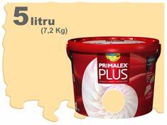 Primalex Plus (okrová) 5 litru