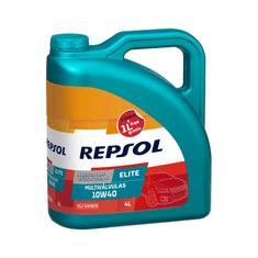 Repsol REPSOL 10W40 4L ELITE MULTIVALVULAS RP141N54