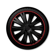 Górecki Puklice GIGA čierno-červené 15 - 4ks GIGA15R