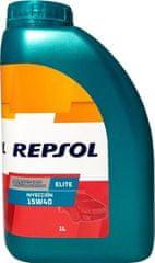 Repsol REPSOL 15W40 ELITE INYECCION 1L RP139Y51