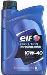 Elf OLEJ ELF 10W40 EVOLUTION 700 TD 1L 201558