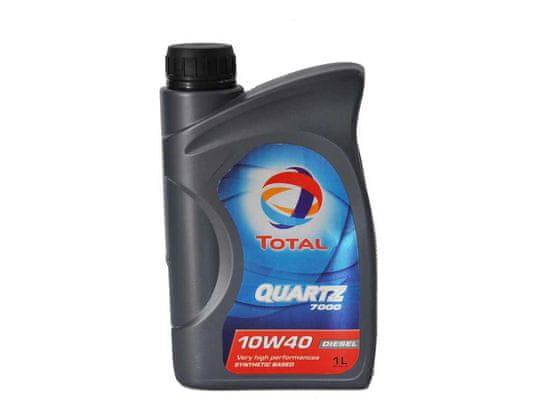 Total Total Quartz diesel 7000 10W40 1l. 201534