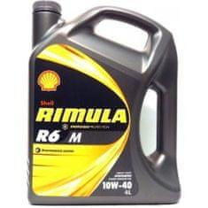 Shell OLEJ SHELL RIMULA R6 M 10W40 4L sk1004