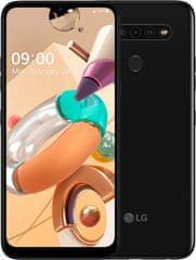 LG smartfon K41s, 3GB/32GB, Black