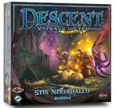 ADC Blackfire Descent - druhá edice: Stín Nerekhallu