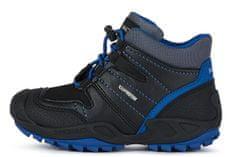 Geox chlapčenská členková obuv New Savage J04CBC 0FEFU C0245