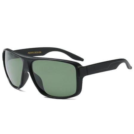 NEOGO Kenn 3 sončna očala, Black / Green