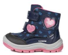 Geox dívčí kotníčková obuv Flanfil B044GA 0MNNF C4268