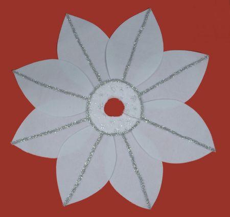 DUE ESSE osłona na stojak choinkowy, biała, Ø 98 cm