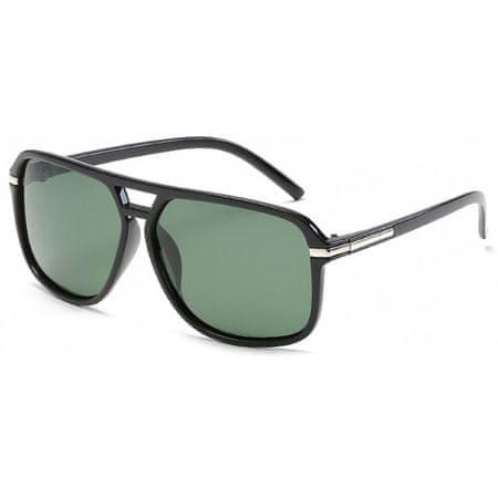 NEOGO Dolph 2 napszemüveg, Black / Green