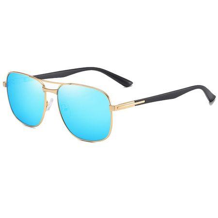 NEOGO Vester 5 napszemüveg, Gold / Blue
