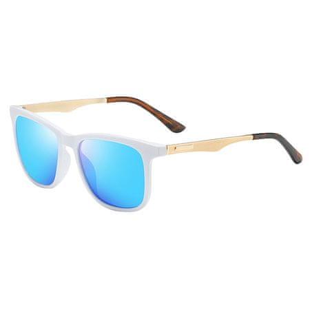 NEOGO Noreen 5 napszemüveg, White Gold / Blue