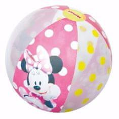 DIDAK Nafukovacia lopta myška Minnie - 51 cm