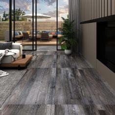 shumee Podlahová krytina 4,46 m² 3 mm industriální dřevo