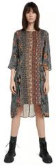 Desigual dámské šaty Vest Pisa 20WWVW97