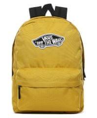 Vans WM Realm Backpack Olive Oil sárga női hátizsák