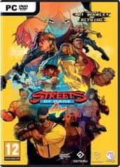 Merge Games Streets of Rage 4 igra (PC)