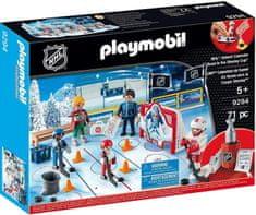 Playmobil 9294 Adventi naptár NHL