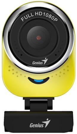 Genius Kamera QCam 6000, żółta (32200002409)