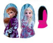 SETINO Disney dievčenské rukavice - Frozen II - ružová
