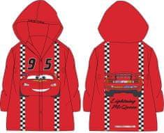 """Eplusm Chlapecká pláštěnka """"Blesk McQueen 95"""" - červená"""