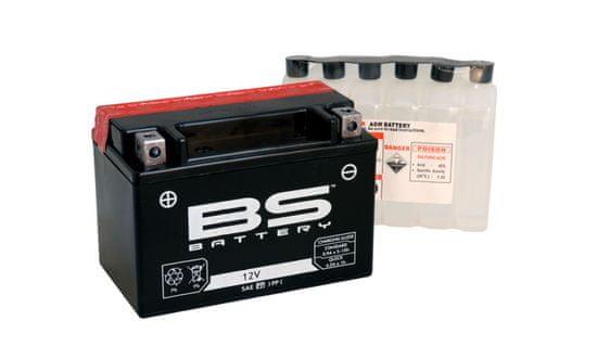 BS-BATTERY Bezúdržbová motocyklová baterie BS-BATTERY 700.300620