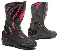 FORMA Dámské moto boty FORMA FRECCIA LADY černo/růžové (Velikost: 39) 2H693818