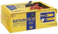 GYS nabíječka GYS BATIUM 15.12 6/12 V, 225 Ah, 15 A 024519