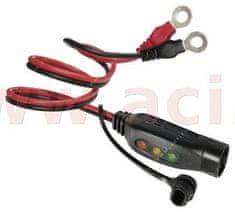 GYS připojovací kabel s indikací stavu baterie - bateriová oka M6 GYSFLASH 029200