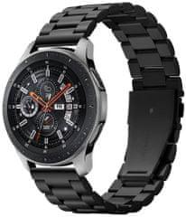 Spigen Modern Fit, black - Galaxy Watch 46mm, 600WB24983