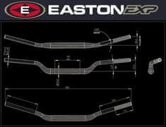 EASTON EXP Řídítka EASTON EXP EXP 2010343