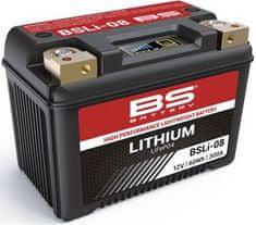 BS-BATTERY Lithiová motocyklová baterie BS-BATTERY 360108