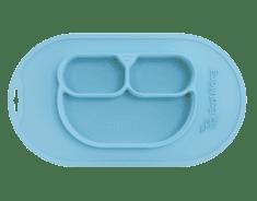 EcoViking Jídelní silikonová podložka modrá