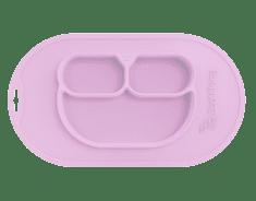 EcoViking Jídelní silikonová podložka růžová