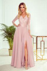 Numoco Dámské šaty 309-4 Amber