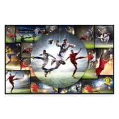 Herma podloga Nogomet, namizna, 55 x 35 cm