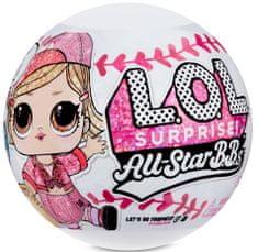 L.O.L. Surprise! Sportovní hvězdy - růžové
