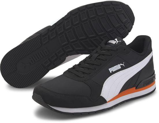 Puma pánske tenisky St Runner V2 Nl 40,5 čierna
