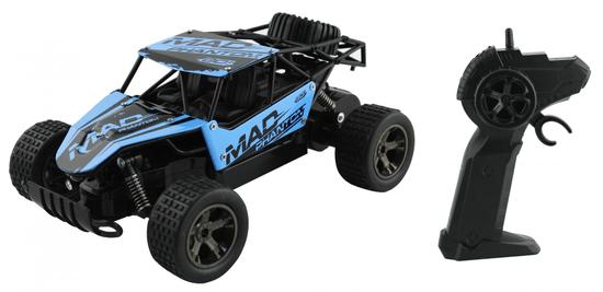 Alltoys RC auto 1:18 rýchlostné buggy - modrá