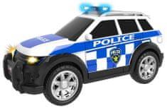 Teamsterz policijsko terensko vozilo