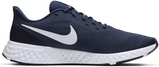 Nike pánská běžecká obuv Revolution 5 47 tmavě modrá