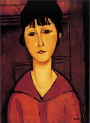 RICORDI Modigliani Hlava mladého děvčete