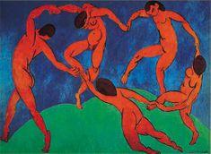 RICORDI Matisse LA DANSE TANEC