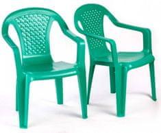 IPAE sada 2 židličky zelené