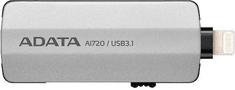 A-Data i-Memory AI720 64GB, šedá (AAI720-64G-CGY)
